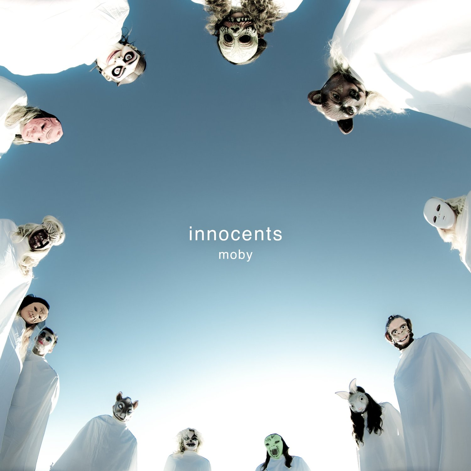 moby - innocents 2013
