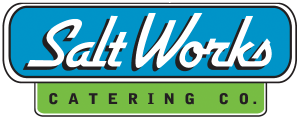 CATERING PROVIDED BY SALTWORKS CATERING