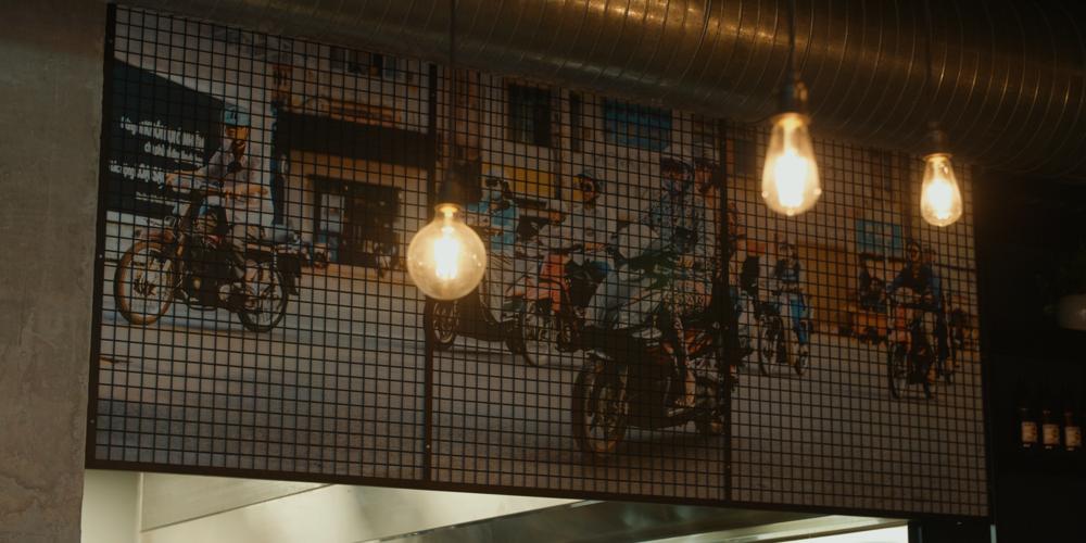 Restaurant Interior Fitout - Bahn Mi Caphe - Designwell