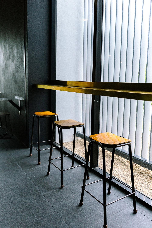Cafe fitout John Knox - Designwell