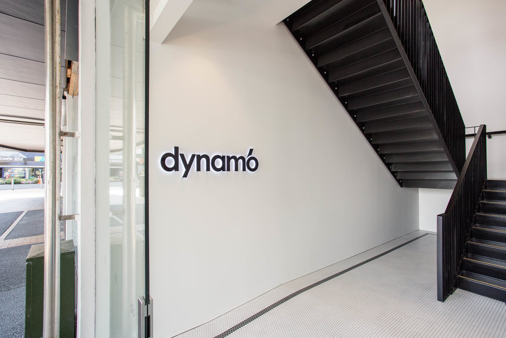 Commercial Interiors Dynamo6 - Designwell