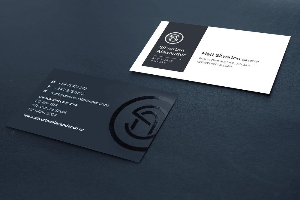 Logo design, branding, commercial interior - Designwell