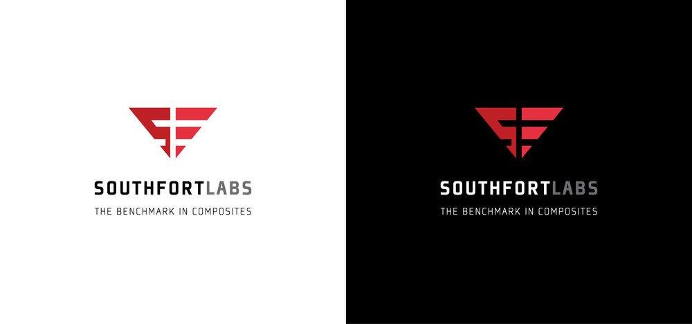 Commercial Interiors branding website design - Southfort Labs