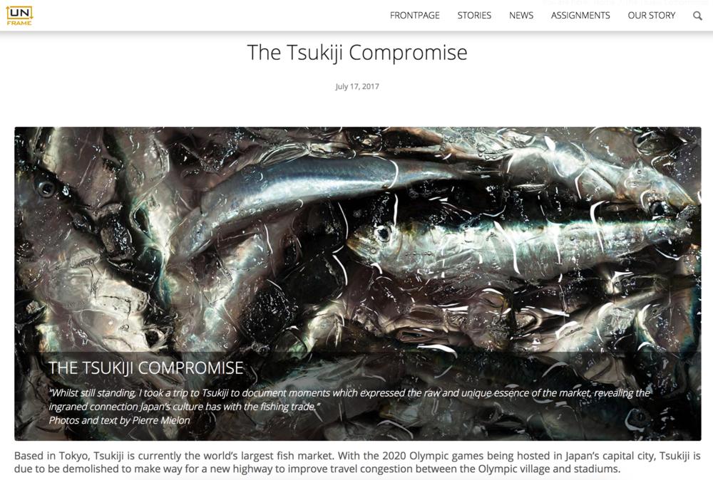 Un-Frame | The Tsukiji Compromise
