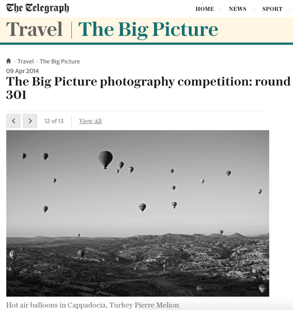 The Telegraph | The Big Picture