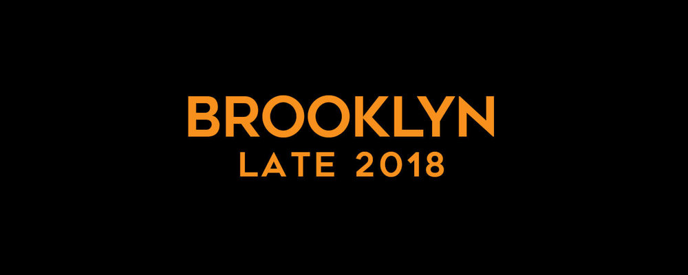 Brooklyn, NY (coming soon)