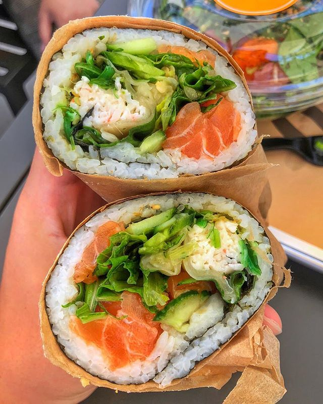 We hope your 2019 has been filled with as much deliciousness as our poke burritos. 🌯😋#pokeworks