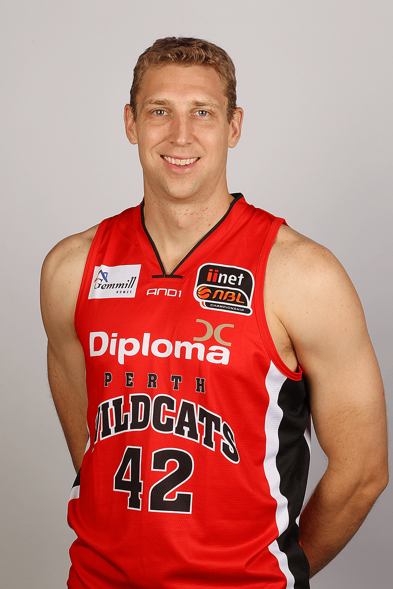 shawn redhage australian basketball