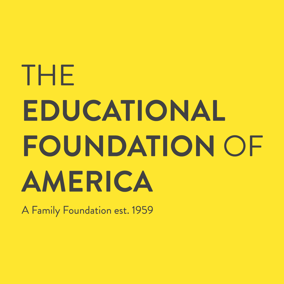 Image result for Educational Foundation of America