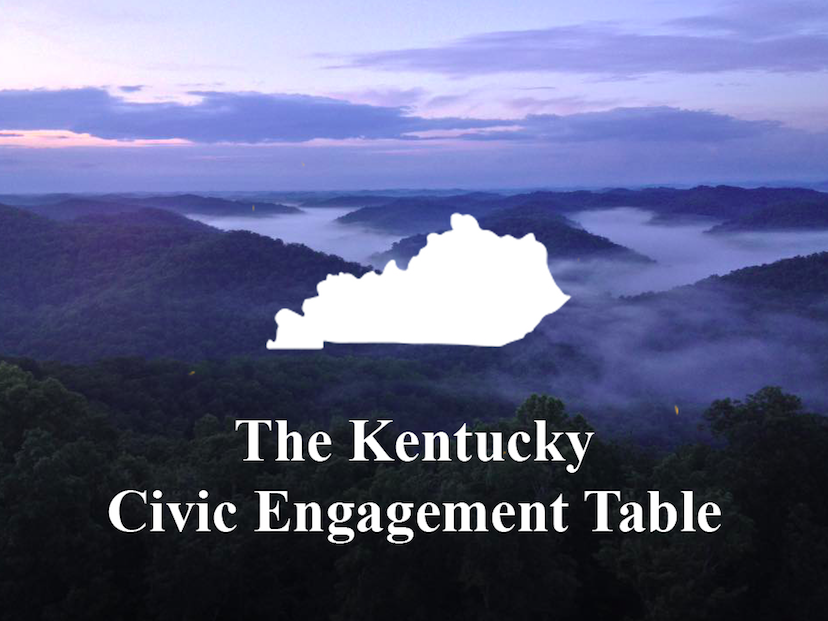 Kentucky Civic Engagement Table