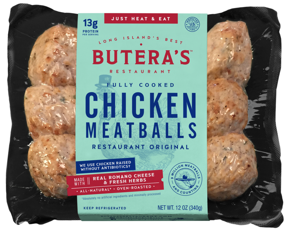 buteras chicken meatballs
