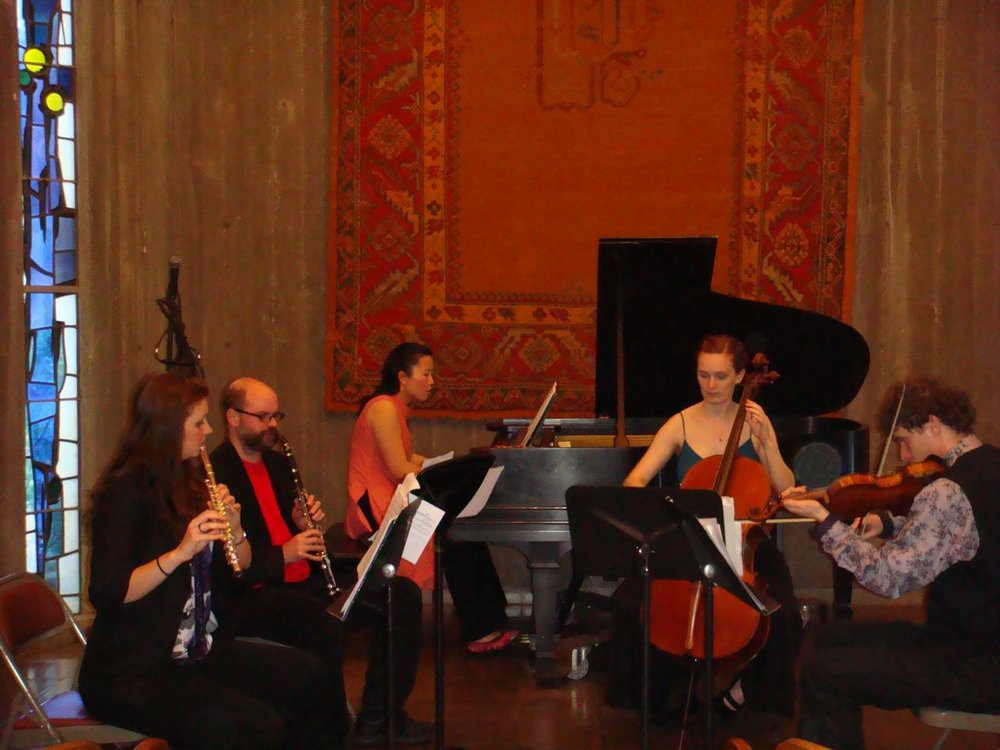 New Spectrum Ensemble, 2010