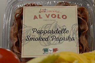 Pappardelle Smoked Paprika
