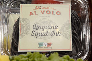 Linguine Squid Ink