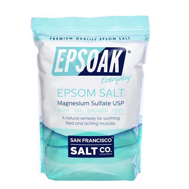 SAN FRANCISCO SALT CO. EPSOM SALT -