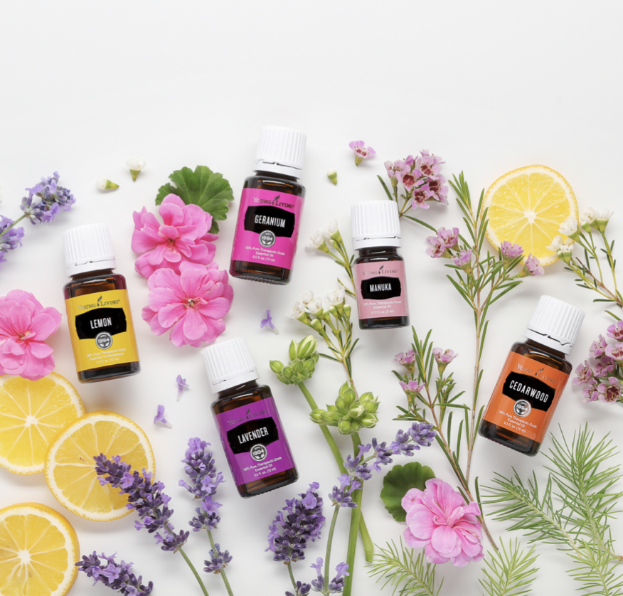 Young Living Essential Oils Getting Started