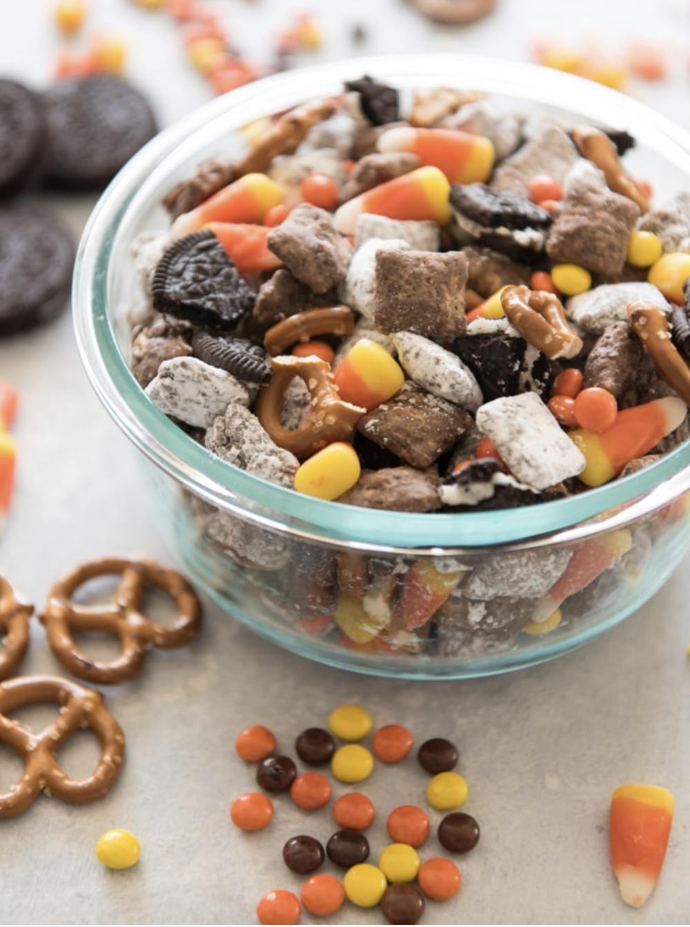 chocolate and peanut butter halloween desserts