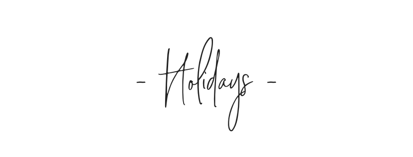 holiday blog posts