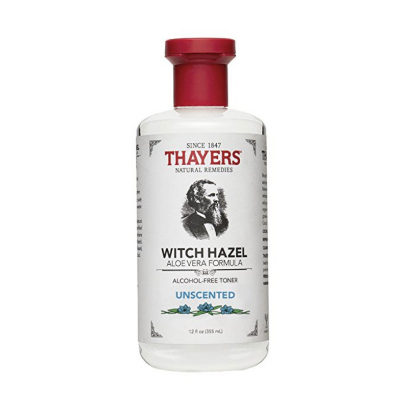 THAYERS UNSCENTED WITCH HAZEL -