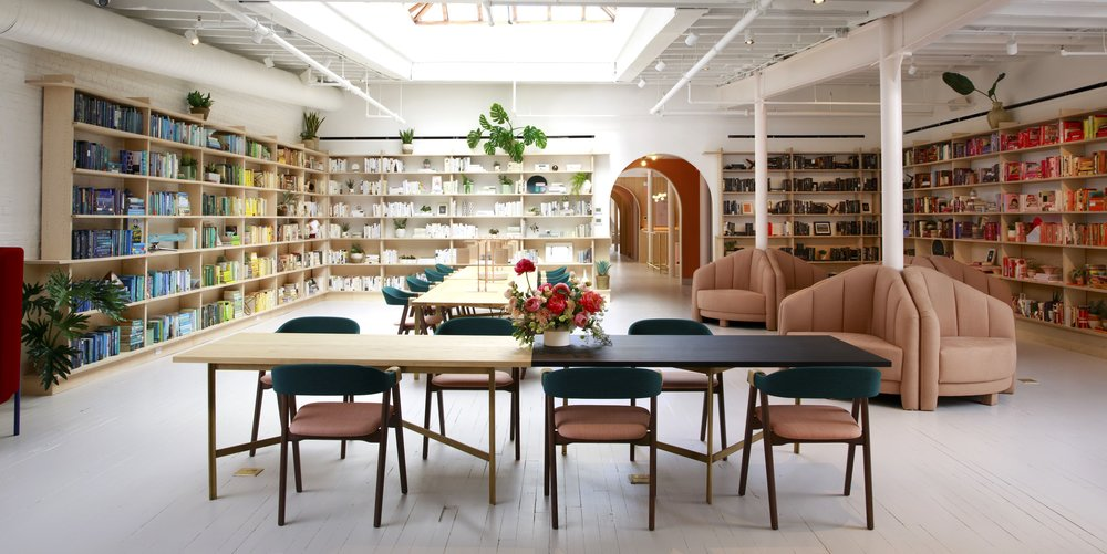 The Wing's Chic New SoHo Space Will Make You Want to Join ASAP