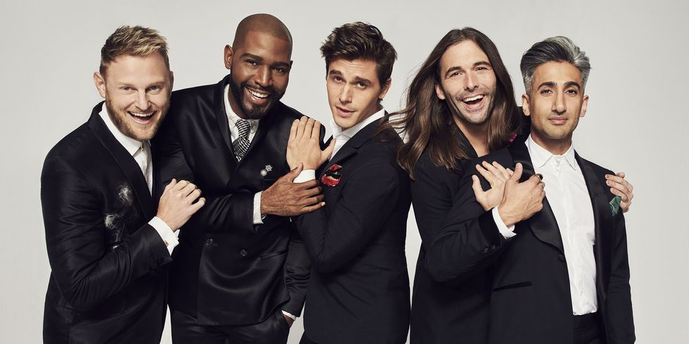 Karamo Brown on 'Queer Eye' Season Two, the Fab Five, and Crying with Strangers in Restaurants