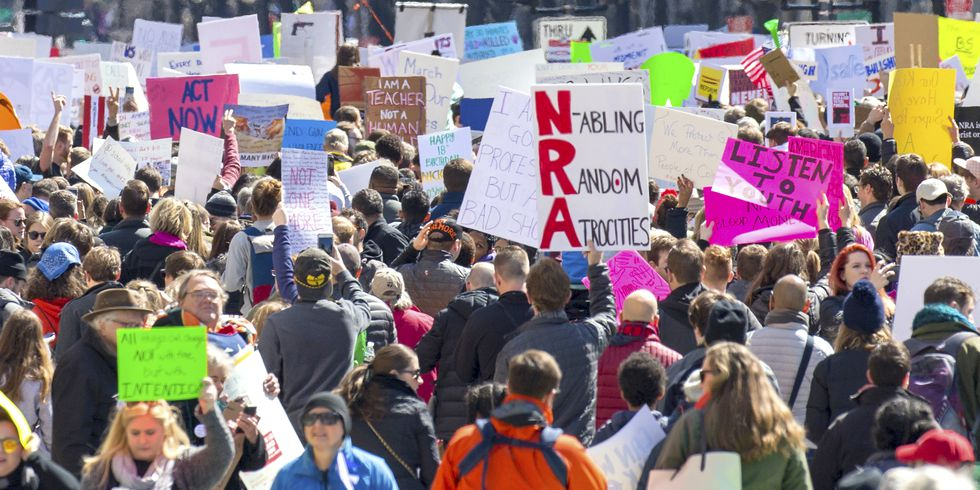 The Moments That Led to a Movement: An Inside Look at the March for Our Lives