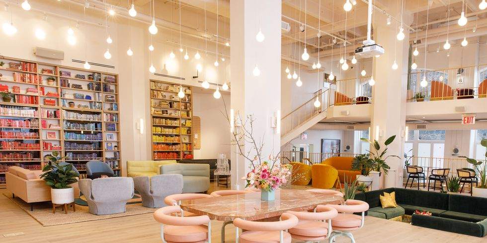 The Wing Dumbo Is Here—See the Women's Club's Gorgeous New Brooklyn Location