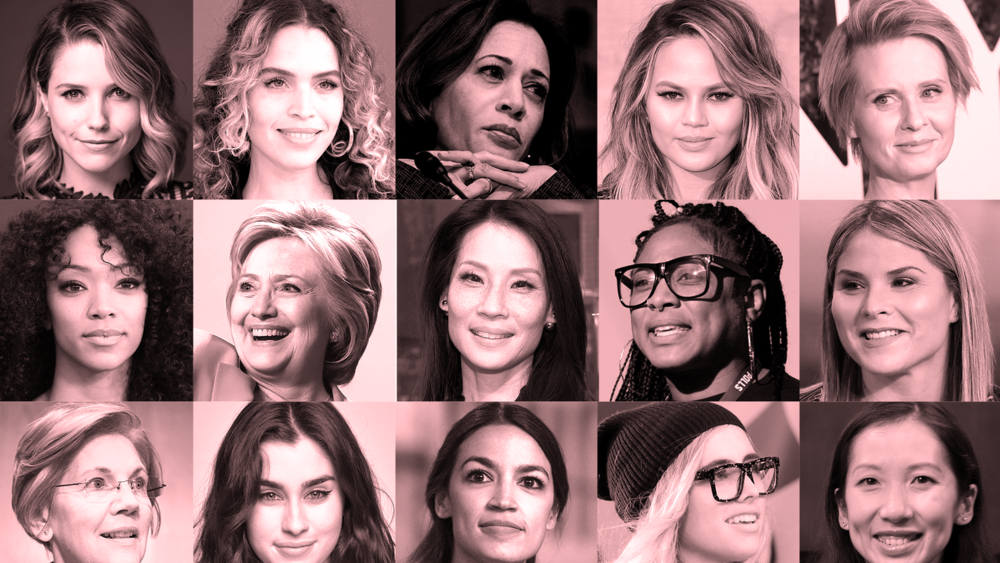 50 Influential Women on Why They're Voting in the 2018 Midterm Elections