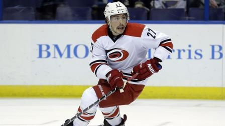 Justin Faulk - North Carolina Hurricanes