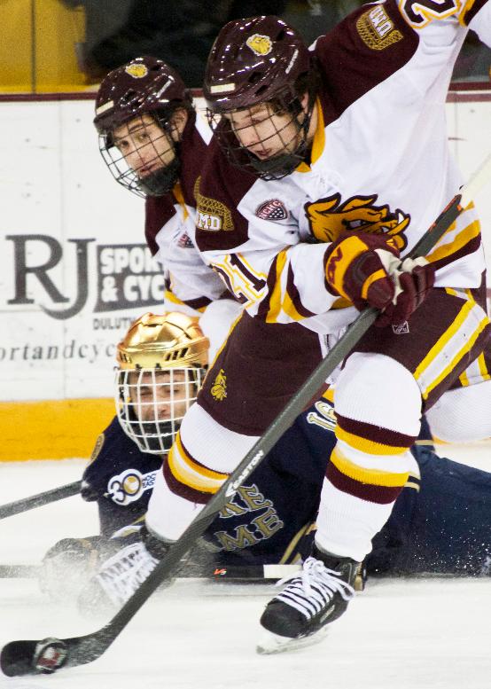 Kyle Osterberg - Minnesota Duluth