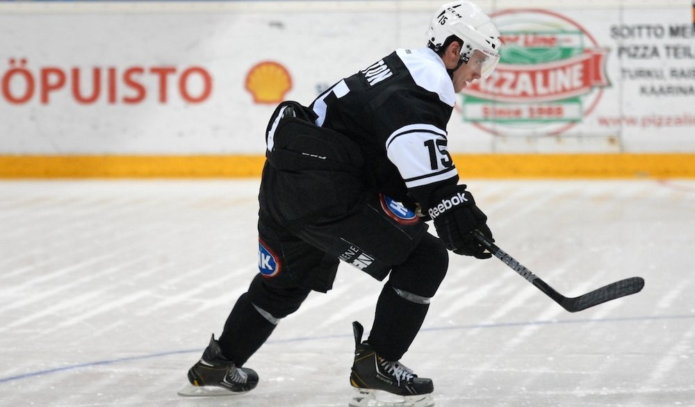 Dan Sexton - Anaheim Ducks