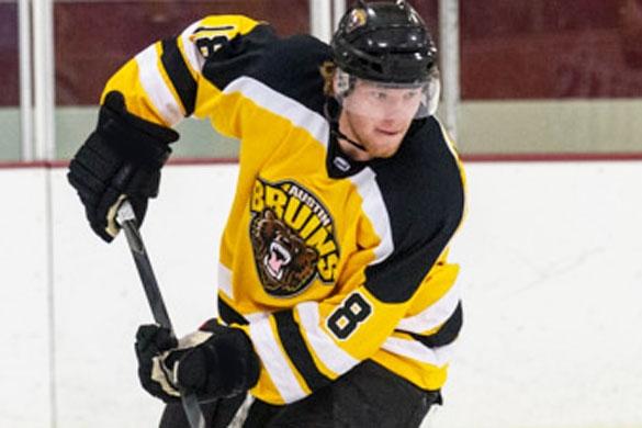 Jay Dickman - Austin Bruins