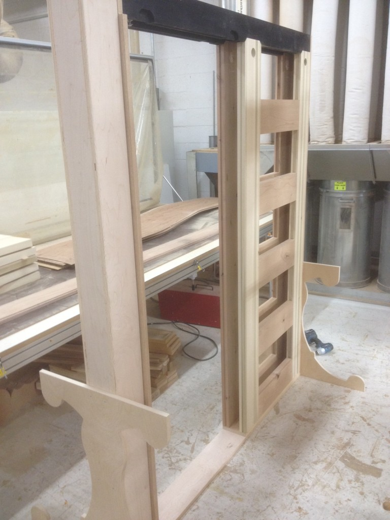 What Does A Pocket Door Frame Look Like on