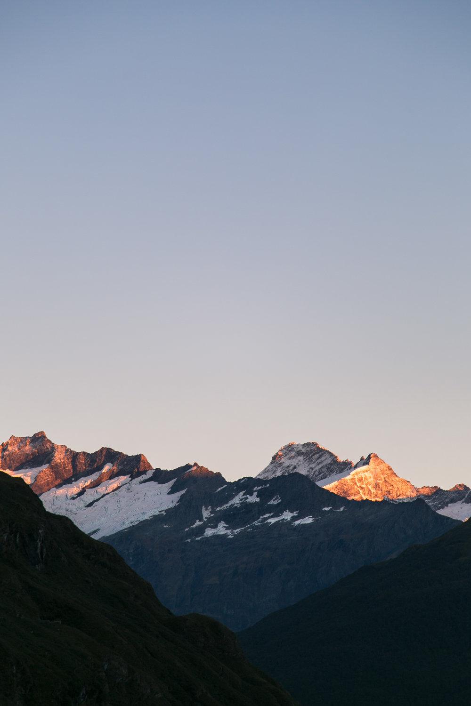 Mount Aspiring NP
