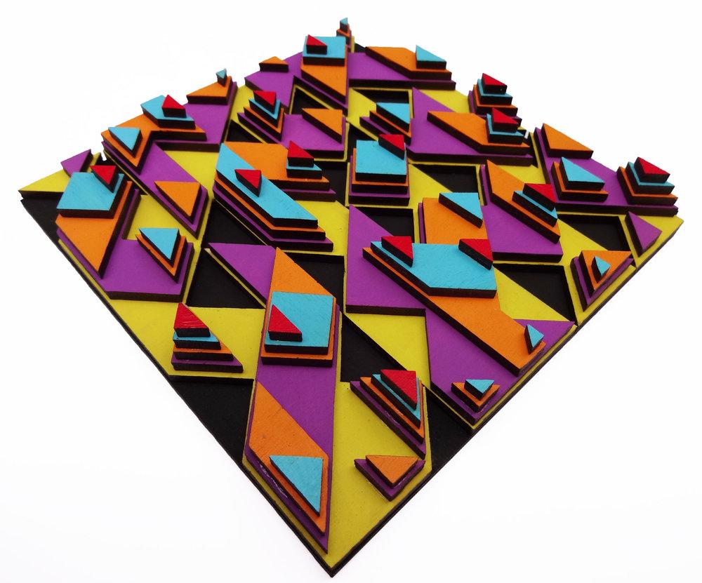 BOVCRY Ziggurats