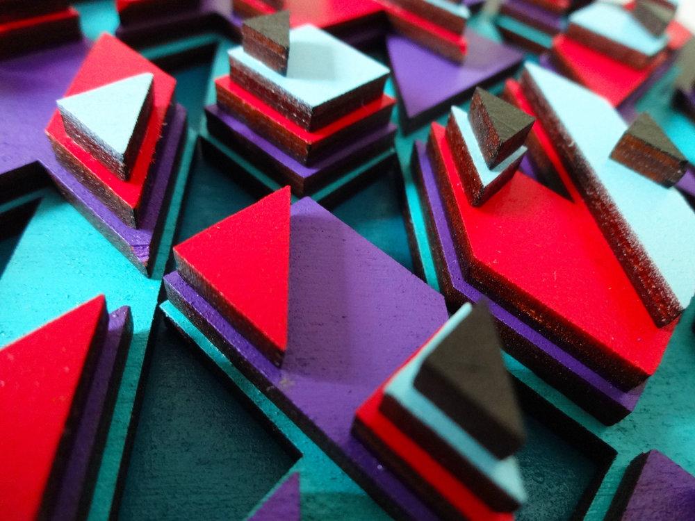 VCTR-B2 Ziggurats