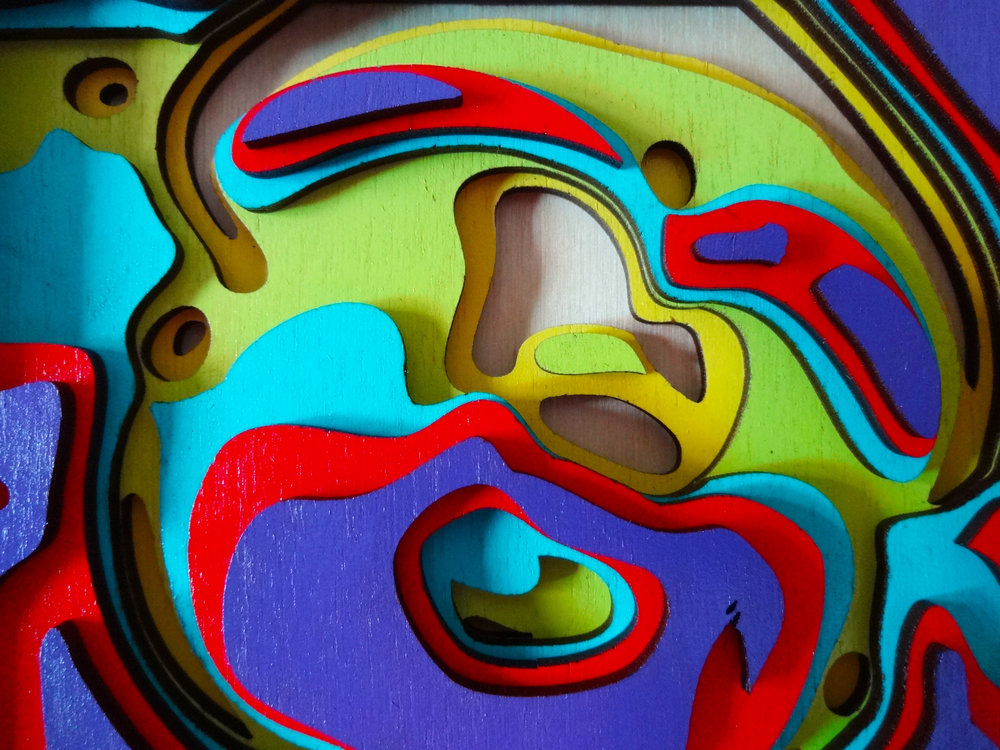 Pop Succulent Innerspace