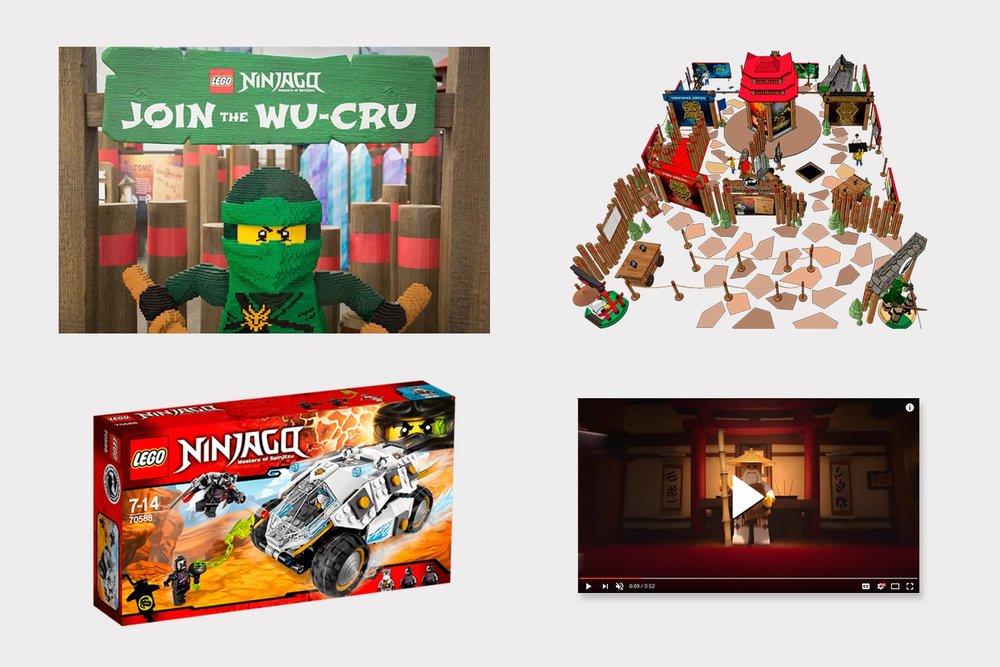 LEGO Ninjago Wu-Cru Gamification System — Chris Spada