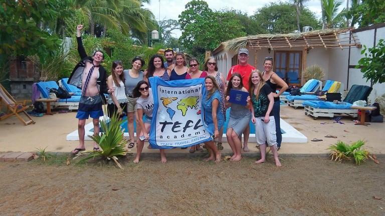 January 2016 TEFL Teacher Graduates, León, Nicaragua