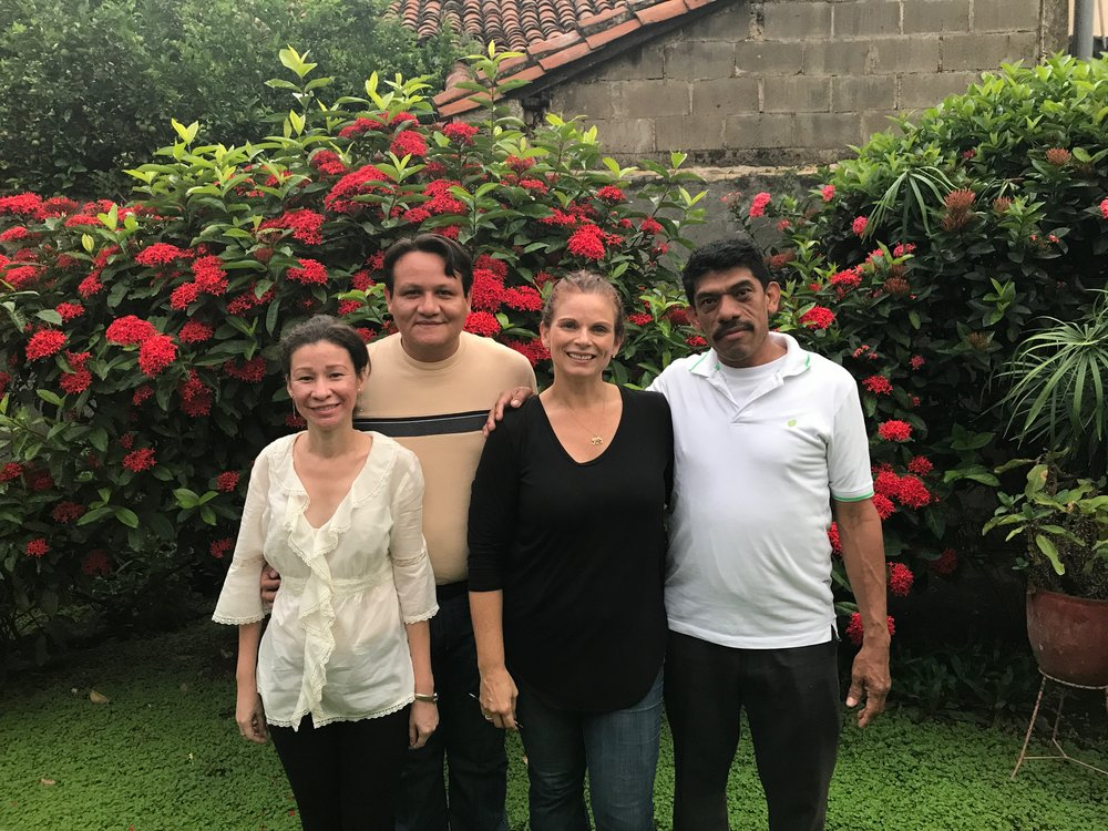 Adult learners in Nicaragua -  ITA Nicaragua