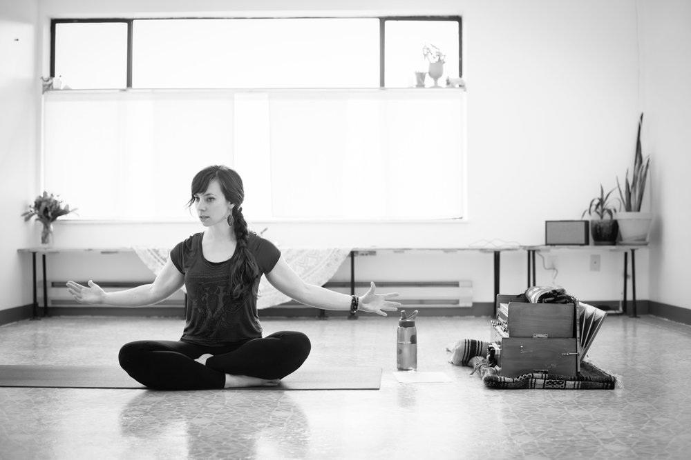 Drop-in Yoga Classes - Regularly scheduled classes in Portland, OR