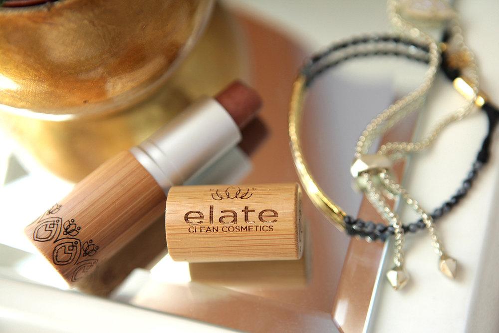 Elate lipstick.