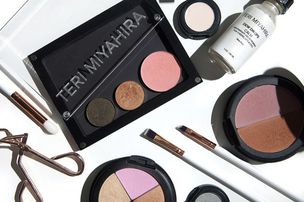Teri Miyahira Beauty Products