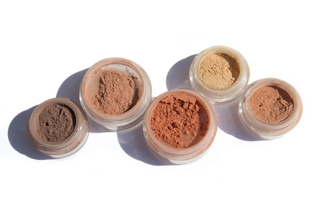 Silk Naturals Powders