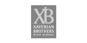 Xaverian Brother school is a private, Catholic boys'  school  for grades 7 through 12, located in Westwood, MA.