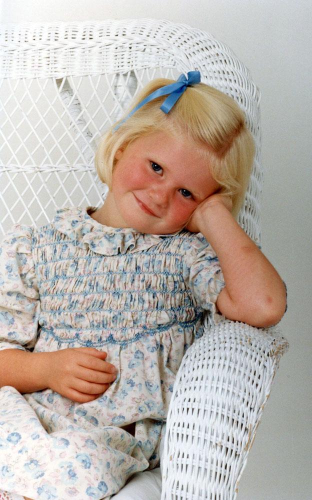 Julianna, Age 5