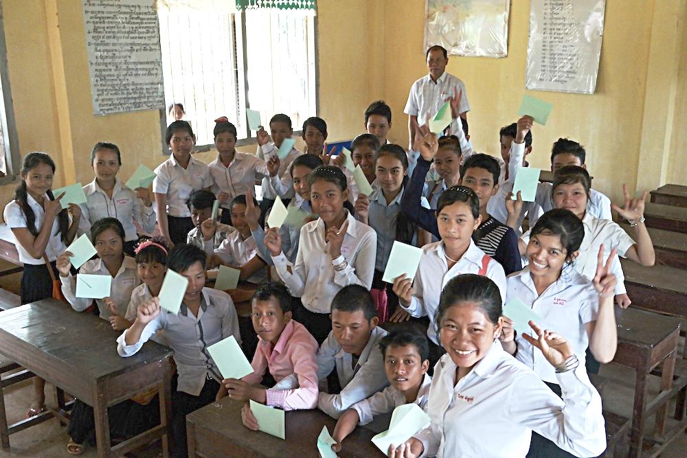 9th Grade & Teacher National Exam Incentives