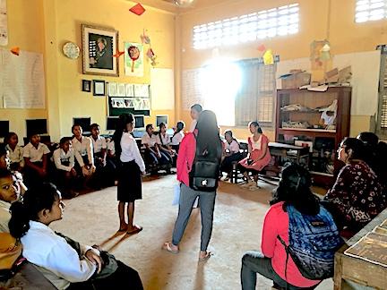 Girl Empowerment/Community Service