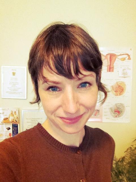 retroverted uterus — Podcast — Liberated Body