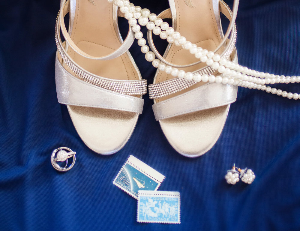 Navy Wedding Details